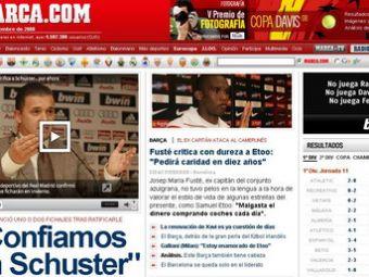 Raul si Casillas au pierdut razboiul! Schuster este sustinut de conducerea lui Real!
