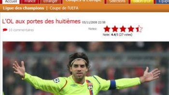 """France Football: """"Juninho a tras, Reveillere i-a omorat!"""""""