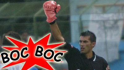 Jucatorii care l-au batut pe Bocaneala au incurcat-o: Au fost suspendati un an!