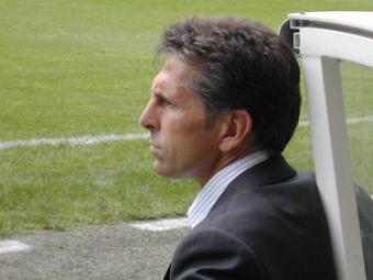 """Puel, impresionat de Dorinel: """"Steaua s-a schimbat"""""""