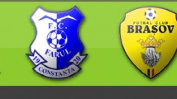 Farul Constanta 1-1 FC Brasov ( Chico '7/ Buga '6 )