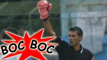 Arbitrul Bocaneala povesteste cum a fost BUMBACIT la Suceava!