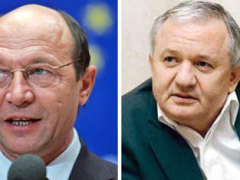 """Basescu catre Porumboiu: """"Ti-a intrat cinstea in sange!"""""""