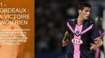 """France Football:""""Trombetta este posibilul GROPAR al lui Bordeaux!"""""""