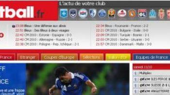 "France Football: ""Gourcuff si Ribery au salvat un meci pierdut"""