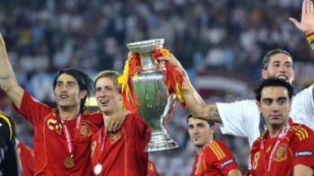 Euro-rasplata! Spaniolii, mai bogati cu 500.000 de