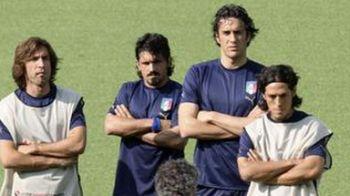 Vezi ce jucator de la Vaslui va juca contra Italiei lui Toni si Pirlo!