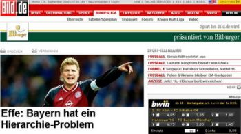 Probleme pentru Bayern? Klinsmann il sustine pe Van Bommel