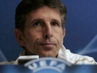 "Puel: ""Lyon este in reconstructie. Nu se stie ce vom face in Liga!"""