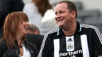 Patronul betiv isi vinde clubul: Newcastle de vanzare!