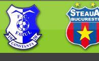 Farul 1-4 Steaua (Gosic/Semedo, Stancu, Kapetanos, Szekely)