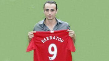 Video: Berbatov prezentat oficial la Manchester!
