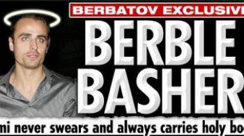 """Berbatov:""""Sunt cuminte, nu injur, nu merg la femei!"""""""