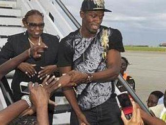 """Jamaica, supusa """"Fulgerului"""": Bolt primit ca un erou in Jamaica"""