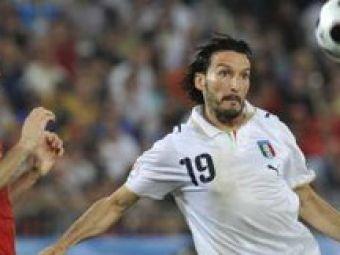 "Zambrotta: ""Anglia sa taca. Nici nu s-a calificat la Euro"""