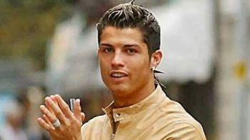 C.Ronaldo socheaza: 190 de mii de euro pentru placutele de la masina!