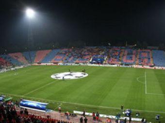 Vezi cat costa biletele la Steaua - Galatasaray