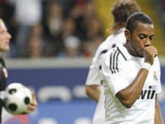 Spectacol marca Robinho: Real Madrid 1-1Eintracht Frankfurt!