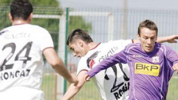 Alexandru Curtean reuseste primul hattrick din noul sezon!