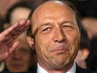 """Basescu: """"Aici, Romania este in competitie cu lumea!"""""""