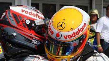McLaren - prima linie la Hungaroring