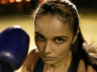 Floriana, actrita si campiona mondiala la kickboxing!