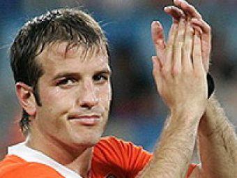Realul l-a luat pe Van der Vaart pentru 10 milioane!