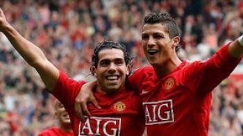 """Tevez catre sefii lui Manchester: """"Lasati-l pe Ronaldo la Real!"""""""