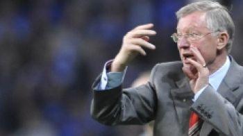 Scandal intre Alex Ferguson si Tottenham!