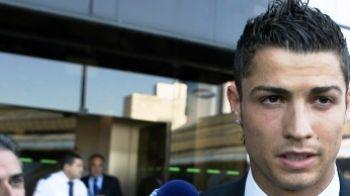 Manchester il lasa pe Ronaldo la Madrid!