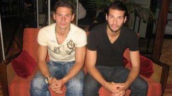Doi jucatori noi pentru Rednic!