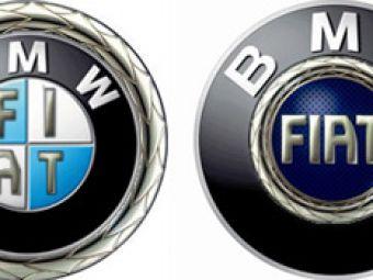 Fiat va colabora cu BMW!
