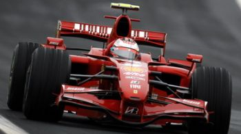 Kimi Raikkonen schimba motorul inainte de Silverstone!