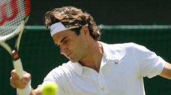Federer si Nadal defileaza spre semifinale la Wimbledon!