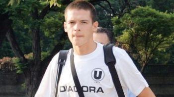 Andrei Cordos, pe urmele lui Chivu!