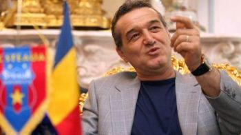 Gigi Becali implineste astazi 50 de ani. Trimite un mesaj pentru el aici!