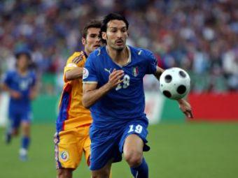 "Zambrotta: ""Am gresit impardonabil la golul lui Mutu"""