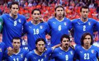 Lotul Italiei valoreaza 351 de milioane de euro, Romania doar 90!