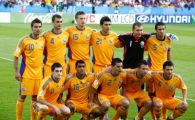 Romania - Italia: echipele de start