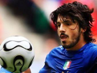 """Gattuso si-a testat puterea sutului pe cei de la """"Dirty Sanchez"""""""