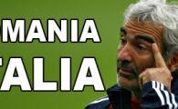 """Domenech: """"Romania e puternica precum Italia!"""""""