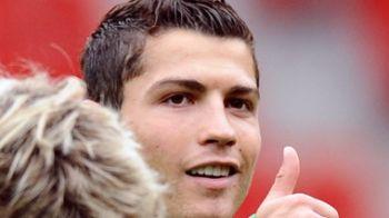 """Ronaldo: """"Vreau sa joc la Real Madrid!"""""""