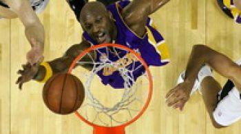 L.A. Lakers din ce in ce mai aproape de finala NBA!