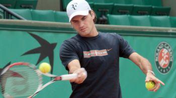 Extraterestrul Federer in finala de la Hamburg