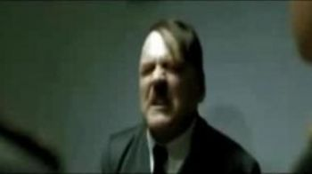 VIDEO CLASIC! Cum se revolta Hitler fata de zgomotul vuvuzelelor!