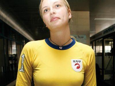 EA este cea mai sexy voleibalista din Romania!