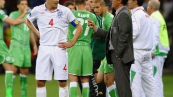 UMILINTA pentru englezi: Anglia 0-0 Algeria! Trupa lui Capello, la un pas de eliminare