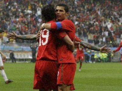 MACEL!Coreea CR7!Portugalia 7-0 Coreea de Nord!
