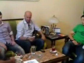 SUPER VIDEO Zenga, Cocis si Ovidiu Petre, primiti regestela Ambasada Arabiei Saudite!