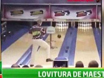 Faza Zilei: Lovitura SECOLULUI vine din bowling..
